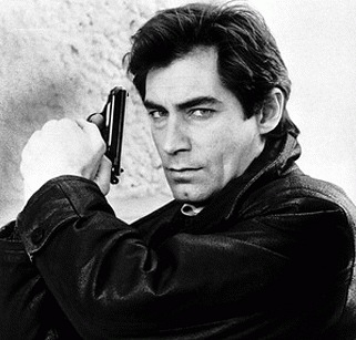 Timothy Dalton als James Bond!